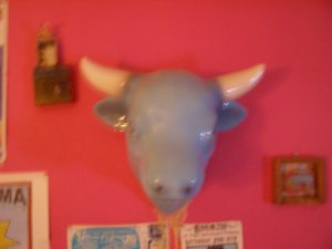Babe the Blue Ox would crish on Kitty Krishna