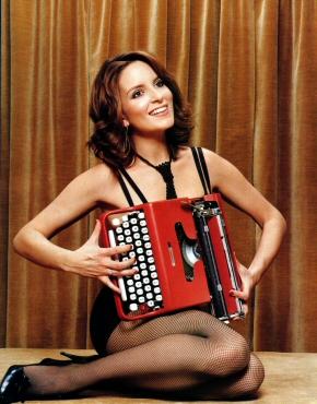 Tina Fey is an awesome talent who does a damn fine Sarah Palin imitation