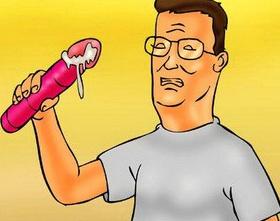 Hank has the heebies