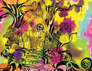 Eat-it-up wonderful by artist Sun Wahyu.